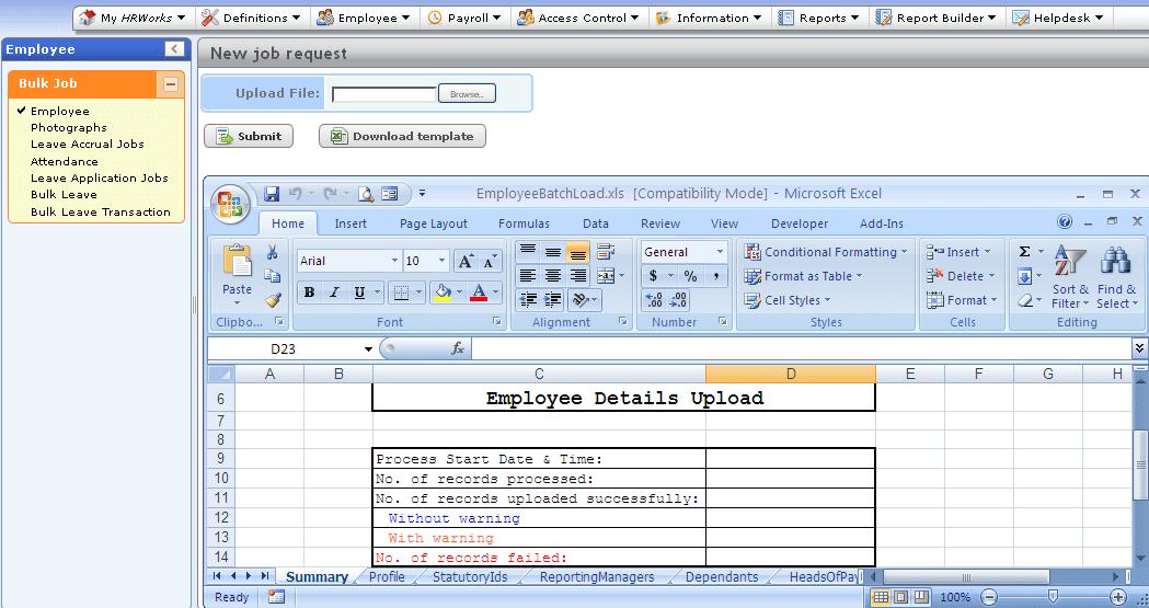 microsoft payroll software