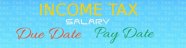 Taxation when salary payment is deferred